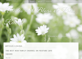 articlesandblogsharing.bravesites.com