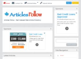 articlesfollow.com