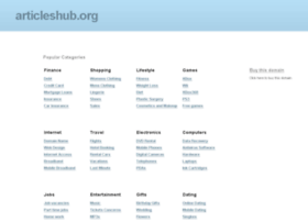 articleshub.org