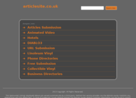 articlesite.co.uk
