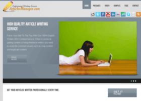 articlesmanager.com