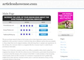 articlesshowcase.com