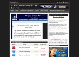 articlesubmissionreviews.com