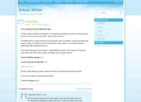 articlewriter.net
