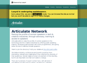 articulate-network.lanyrd.com