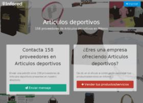 articulos-deportivos.infored.com.mx