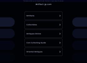artifact-jp.com