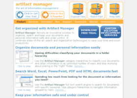artifactmanager.com