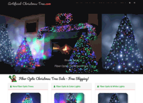 artificial-christmas-tree.com