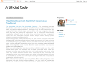 artificialcode.blogspot.com