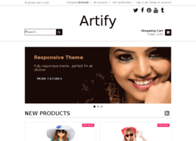artify-demo.mybigcommerce.com