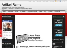 artikelrame.blogspot.com