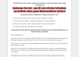 artikelschreibenratgeber.de