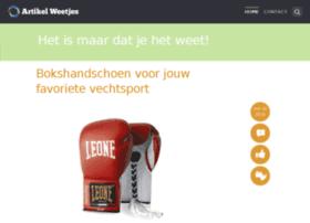 artikelweetjes.nl