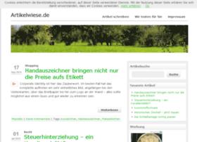 artikelwiese.de