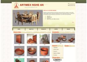artimexnghean.com