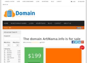 artinama.info