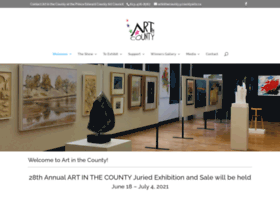 artinthecounty.com
