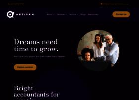 artisan-accounts.co.uk