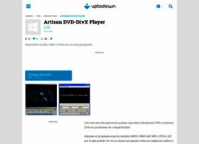 artisan-dvd-divx-player.uptodown.com