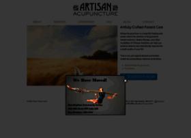 artisanacupuncture.com