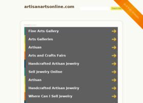 artisanartsonline.com