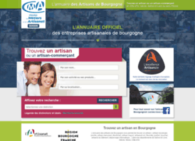 artisanatbourgogne.fr