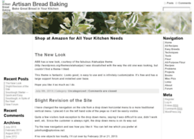 artisanbreadbaking.com
