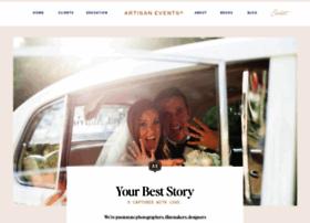 artisanevents.com