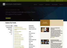 artisanfunds.com