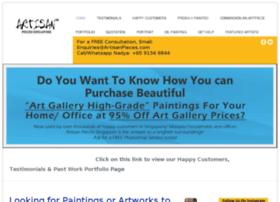 artisanpiecesgallery.com