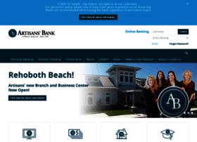 artisansbank.com