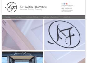 artisansframing.com