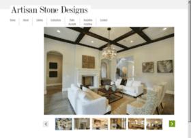 artisanstonedesigns.com