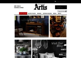 artisfurniture.com