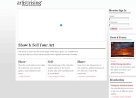 artist.artistrising.com