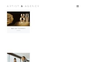 artistandagency.com