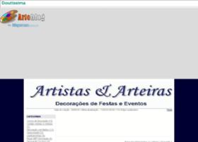 artistasarteiras.arteblog.com.br