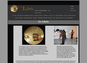 artistbooks-exlibris.com
