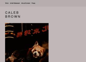 artistcalebbrown.com