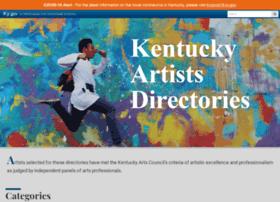 artistdirectory.ky.gov