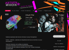 artiste-musique.com