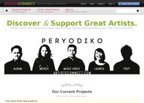 artisteconnect.com