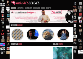 artistesbelges.be