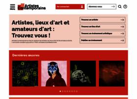 artistescontemporains.org