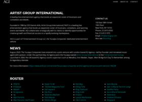 artistgrp.info
