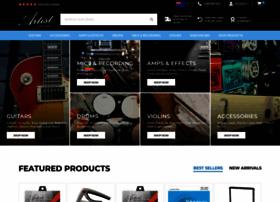 artistguitars.com.au