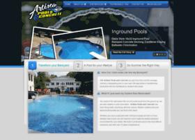 artisticingroundswimmingpools.com