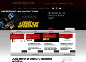 artisticmetropol.es