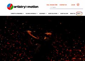 artistryinmotion.com